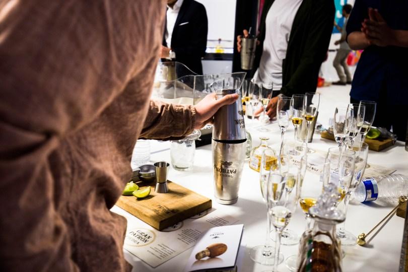 Soirée cocktail Patron