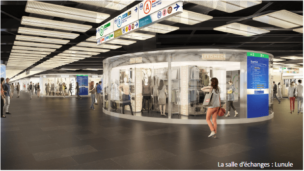 Incredible Temporary Retail Stores For Rent In The Heart