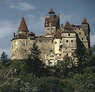 Visit Dracula's reputed home - Bran Castle - on our Balkan & Baltic Bucket List Tour.  Join now to beat the price rise!