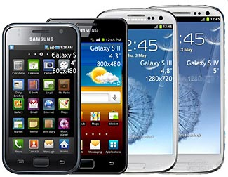 Modern high end smart phones are becoming more similar than different.