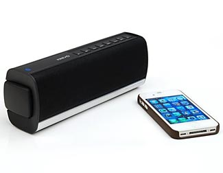 The Kinivo BTX350 is a convenient affordable way to play music from your phone or tablet.