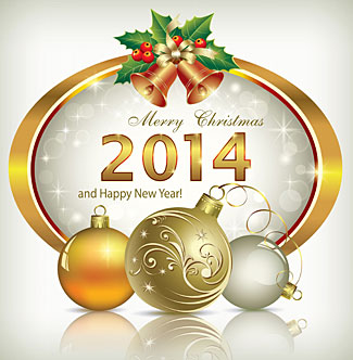 Wishing you a very merry Christmas and the happiest of new years....