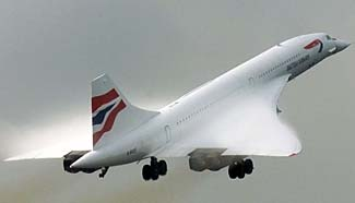 Happy 40th birthday to the most beautiful plane in the skies, ever.