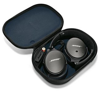 8865cec6a32 Bose Quiet Comfort 25 Noise Cancelling Headphones - The Travel Insider