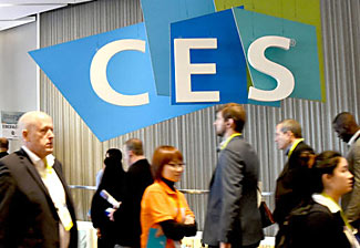 170,000 people thronged to CES again this year.
