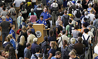 Multi-hour lines to get through airport security have been becoming more prevalent this spring.