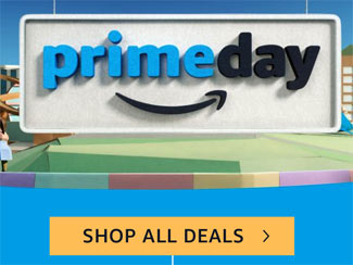 Today only, amazing deals on thousands of products on Amazon, and free trial Prime memberships too.