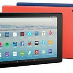 "New 10"" Big Screened Amazon Tablet, Amazing $150 Value"