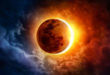 Photo of Solar Eclipse – 14th December 2020