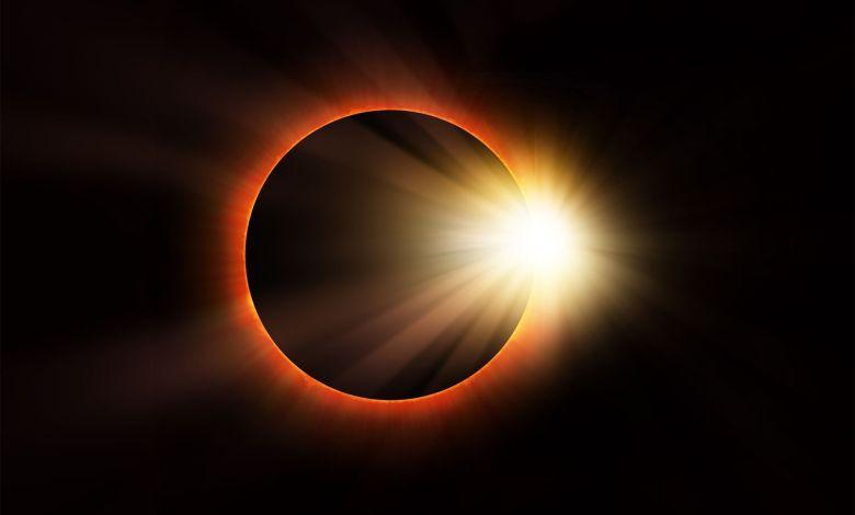 Photo of Solar Eclipse: 10th June 2021
