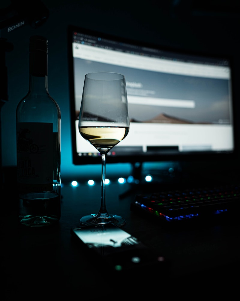 happy hour to connect virtually