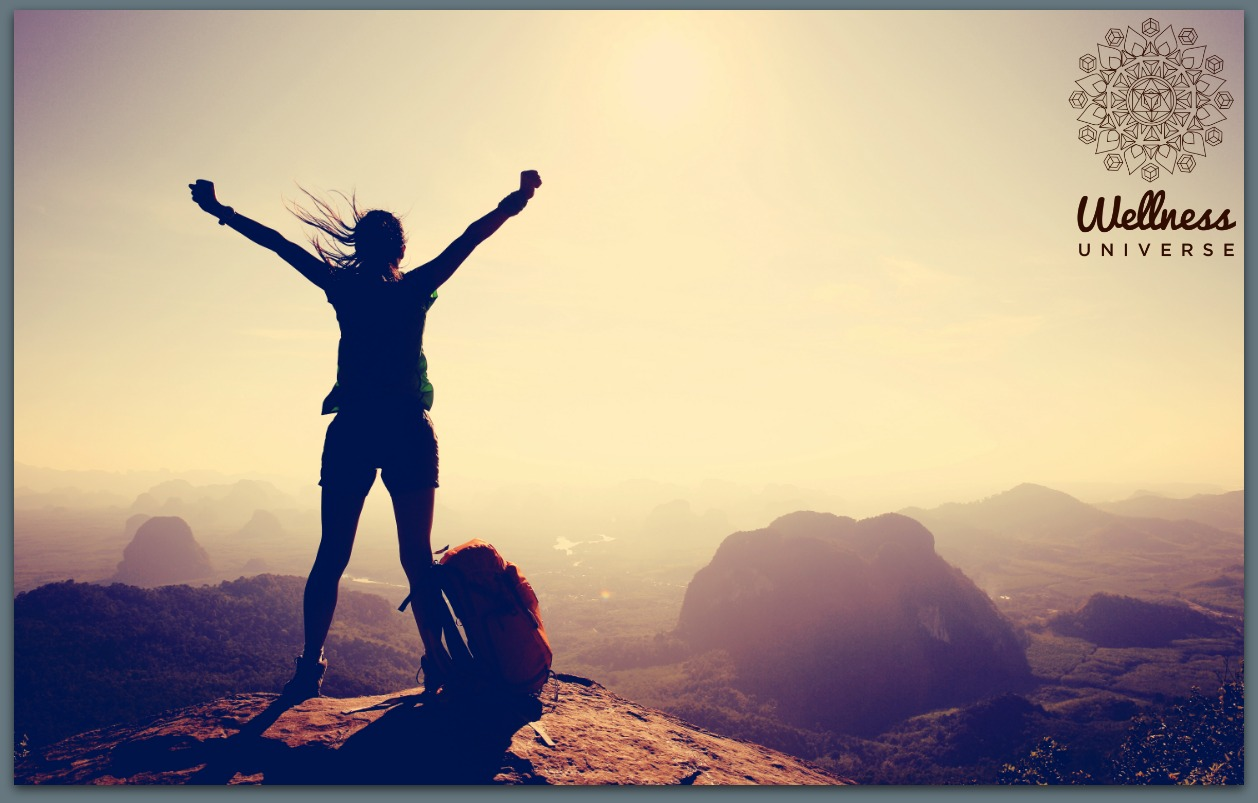 Today I Am Brave The Wellness Universe Blog