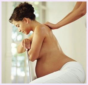 É seguro fazer massagem durante a gravidez?