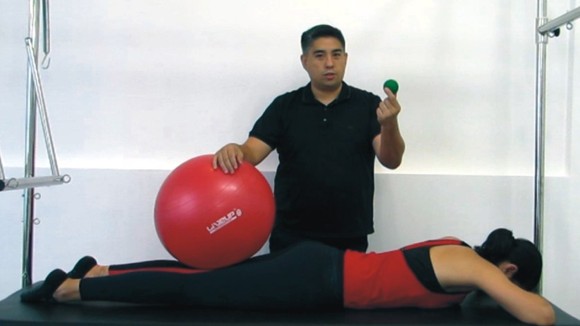 Pilates e Massagem
