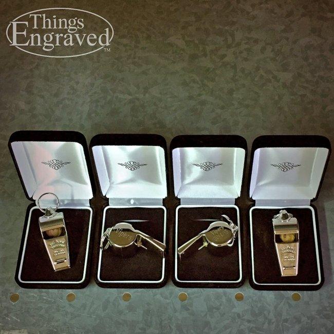 Things Engraved Acme Thunderer Whistle