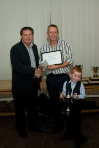 Bicester in Bloom 2012 - Best Back Garden - Eugene & Reuben Baston