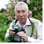 Michael Warren, Thompson & Morgan photo competitions judge