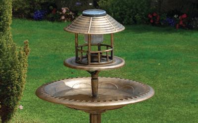 Bird Baths for the Garden