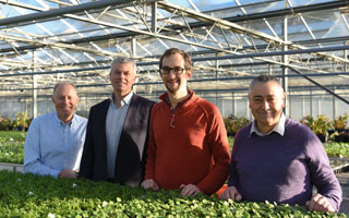 Our newly formed New Product Development team boasts over 140 years' horticultural experience