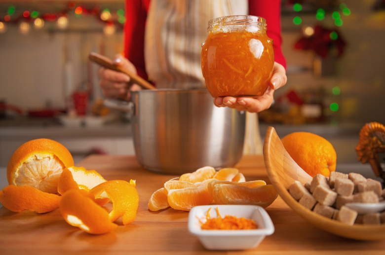 making marmalade