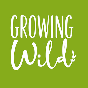 Logo of the Growing Wild podcast