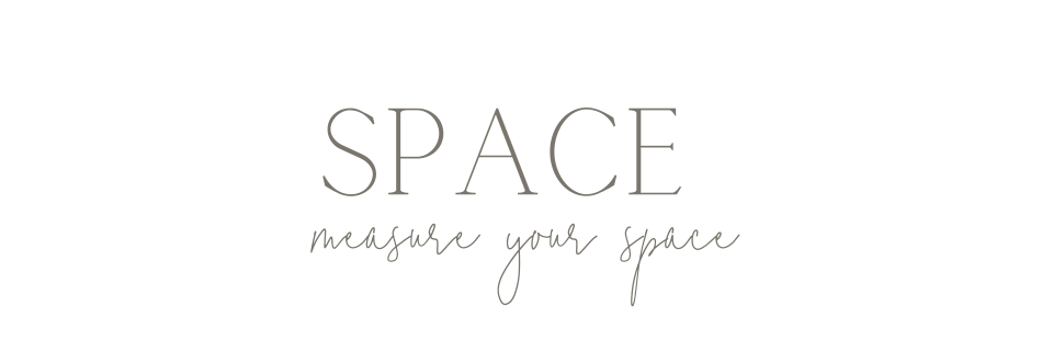 Space: measure your space text