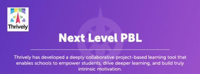 Thrively PBL Project-Based Learning
