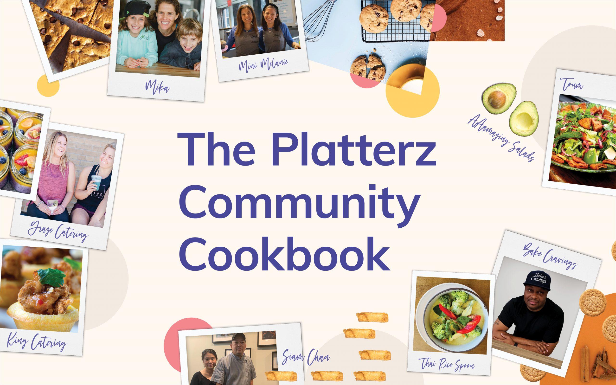 Platterz Recipe Book