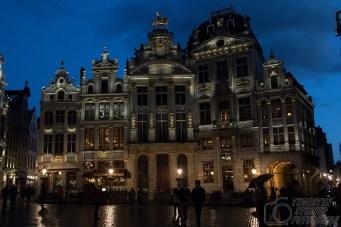 Häuser am Grote Markt/Grand-Place