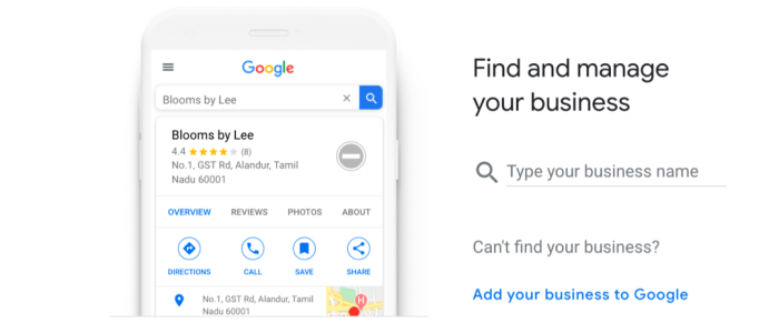 How event planners can claim their Google my Business profile