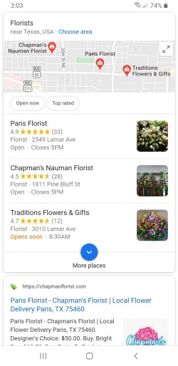 Google My Business Can Help Event Planners SEO
