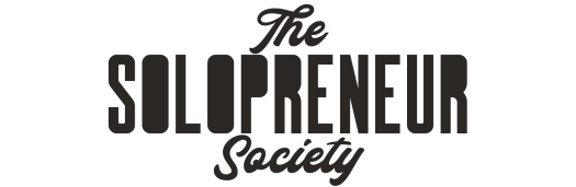 The Solopreneur Society Website Logo