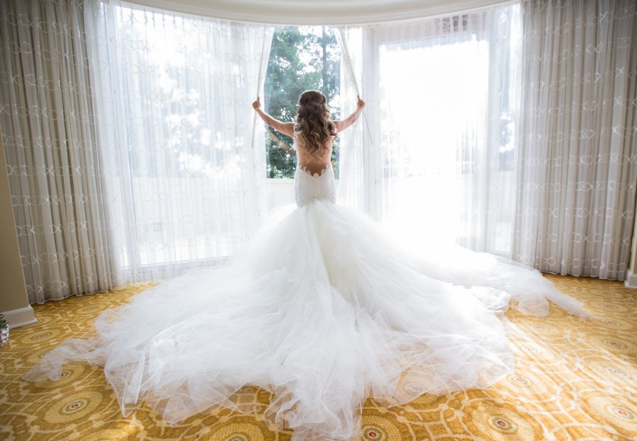 The WOW Wedding Dress