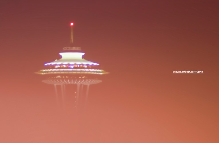 "Seattle's ""Fog Affair"", The Sequel"