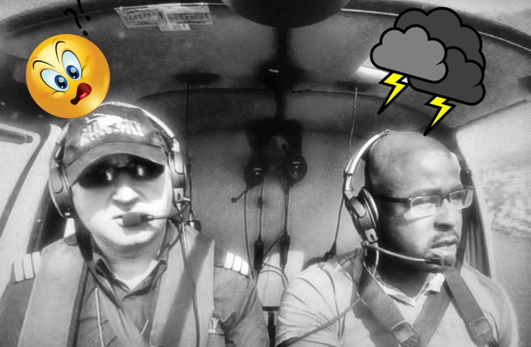 The Frustrated Photographer and Forgetful Pilot