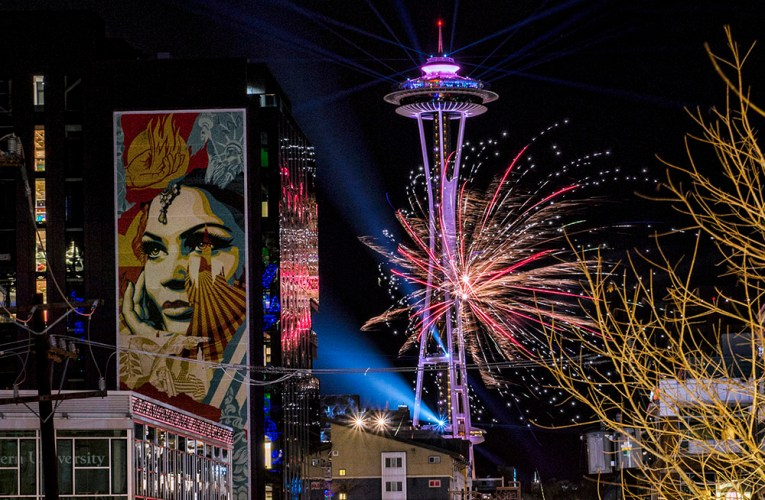 Seattle's New Year's 2020 Celebration Is Already Notorious