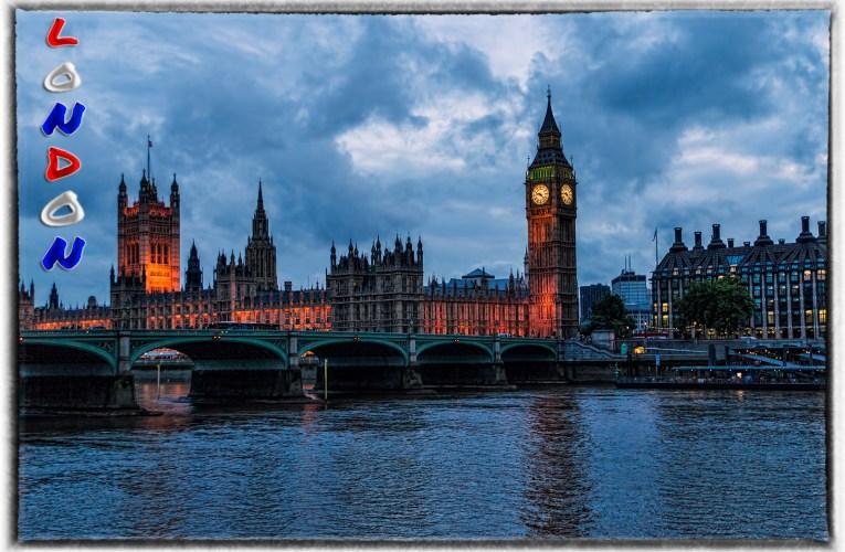 London / Postmarked 14 Jun. 2011