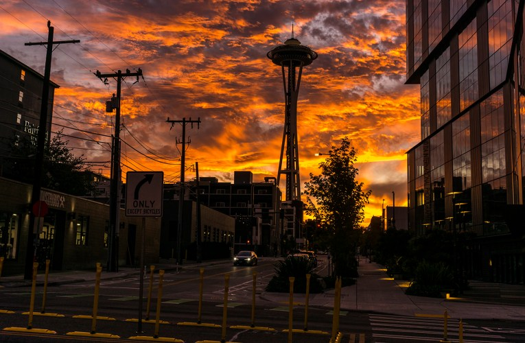 A Pictorial Ode to those Glowing Sunset Embers of Late September