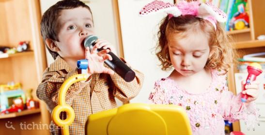 Cantando por la co-educacion | Tiching