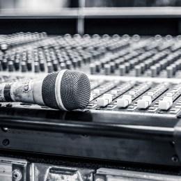 mikrofon-mischpult