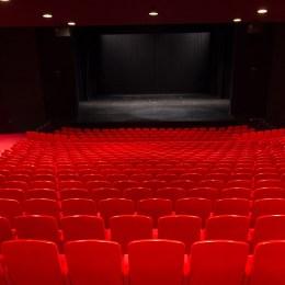 Theater 11 Saalplan Ansicht