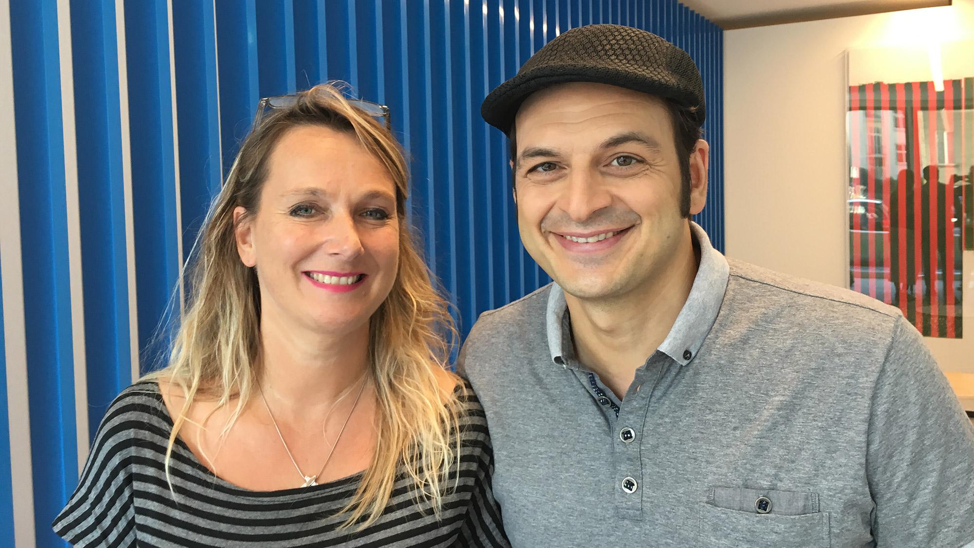 Kaya Yanar - Interview mit Nina Müller 2016