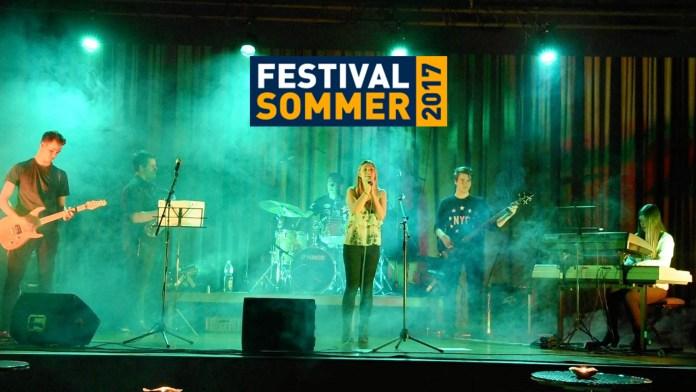 The Luminators: Eine der Bands, die dieses Jahr am Musikfestival Egnach spielt.