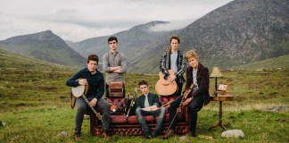 Cúig am Irish Folk Festival 2017