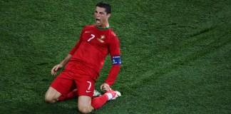 Fussball Freundschaftsspiel Portugal Ägypten 2018