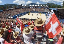 Beach Volleyball Major Series - Gstaad Major