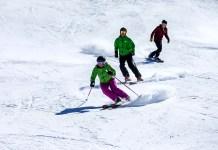 Wintersportparadiese der Schweiz: Melchsee-Frutt 2018