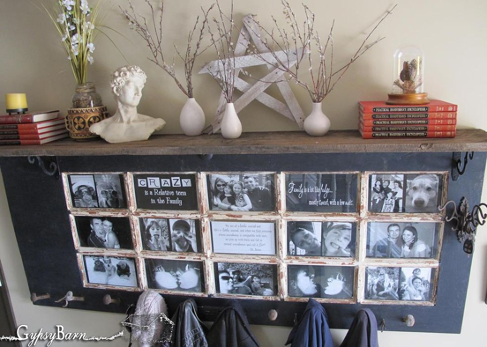 Repurposed Home Decorating Ideas