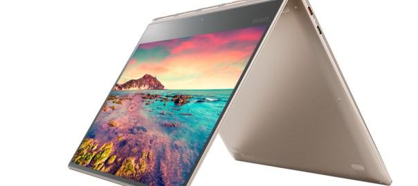 Un Ordenador Portátil bonito para enseñar y potente para trabajar: Lenovo Yoga 80SD000USP BUSINESS EDITION
