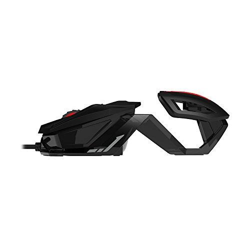 Mad Catz Rat1 MCB4373800A3/06/1 USB Óptico 1600DPI Ambidextro Negro Rojo 20,39 €